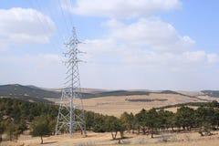 Pilão da eletricidade Imagens de Stock Royalty Free