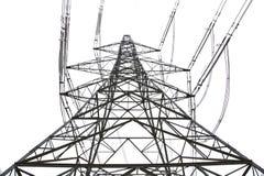 Pilão da eletricidade Fotografia de Stock Royalty Free