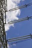 Pilão da energia fotografia de stock