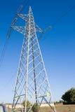 Pilón de alto voltaje foto de archivo