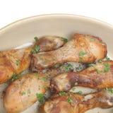 Pilões de galinha do assado Foto de Stock