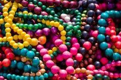 Pil coloré de collier Photo libre de droits