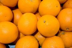 Pil das laranjas Imagens de Stock Royalty Free