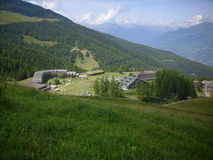 Pila Aosta 02 Royalty Free Stock Photography