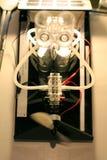 Pila a combustibile del PEM Fotografia Stock Libera da Diritti