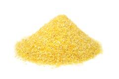 Pila de arenas de maíz Imagenes de archivo
