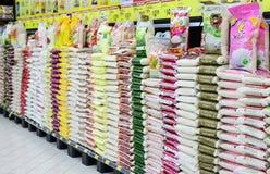 Pila de arroz imagenes de archivo
