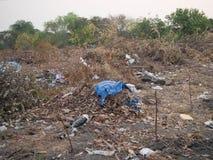 Pila de basura Fotos de archivo