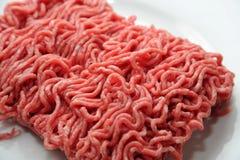 Pila de carne de tierra Fotos de archivo