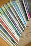 Pila de compartimientos Imagen de archivo