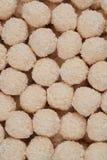 Pila de dulces hechos en casa Foto de archivo libre de regalías