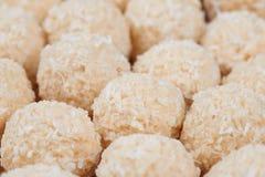 Pila de dulces hechos en casa Fotografía de archivo
