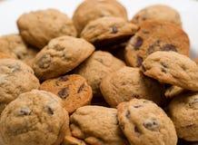 Pila de galletas Imagen de archivo libre de regalías