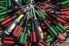 Pila de herramientas Imagen de archivo libre de regalías