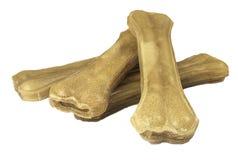 Pila de huesos de perro Imagen de archivo libre de regalías
