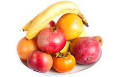 Pila de la fruta Imagen de archivo libre de regalías