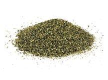 Pila de la harina de algas Imagen de archivo