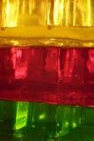 Pila de la jalea imagen de archivo