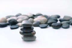 Pila de la roca imagen de archivo libre de regalías