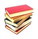 Pila de libro fotos de archivo libres de regalías