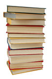 Pila de libro foto de archivo libre de regalías
