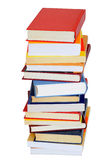 Pila de libros Fotografía de archivo libre de regalías