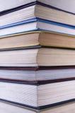 Pila de libros. Fotos de archivo
