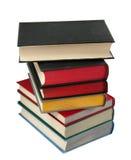 Pila de libros Imagen de archivo libre de regalías