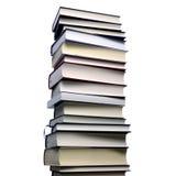 Pila de libros Fotos de archivo