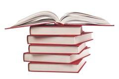 Pila de libros Imagen de archivo