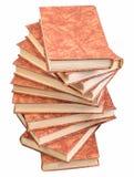 Pila de libros Imágenes de archivo libres de regalías