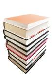 Pila de libros Fotografía de archivo