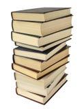 Pila de libros imagenes de archivo