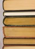 Pila de libros viejos Imagenes de archivo