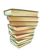 Pila de los libros 02 Foto de archivo