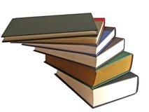 Pila de los libros 2 Foto de archivo libre de regalías