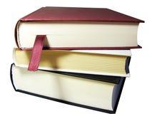 Pila de los libros Fotografía de archivo