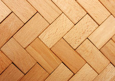 Pila de madera de construcción Foto de archivo