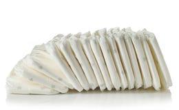 Pila de pañales Imágenes de archivo libres de regalías