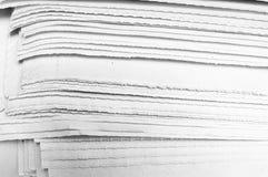 Pila de papel imágenes de archivo libres de regalías