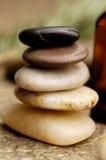 Pila de piedras Imagenes de archivo