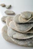 Pila de piedras Fotos de archivo