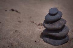 Pila de piedras Imagen de archivo