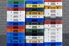 Pila de rectángulos Imagen de archivo