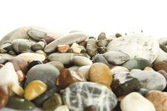 Pila de rocas del río Fotografía de archivo libre de regalías