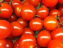 Pila de tomates Fotos de archivo