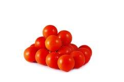 Pila de tomates Fotografía de archivo