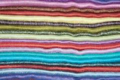 Pila del este de los abrigos Imagen de archivo libre de regalías