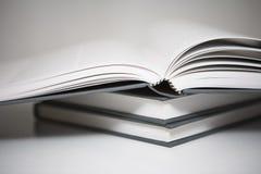 Pila del libro Foto de archivo libre de regalías