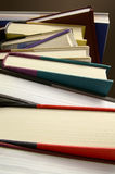 Pila del libro fotos de archivo